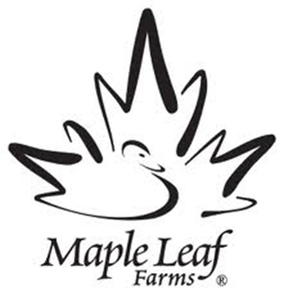 Maple Leaf Farms Logo Javascript is Not Supported